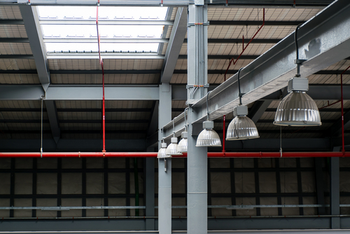 Industrial LED High Bay Lighting