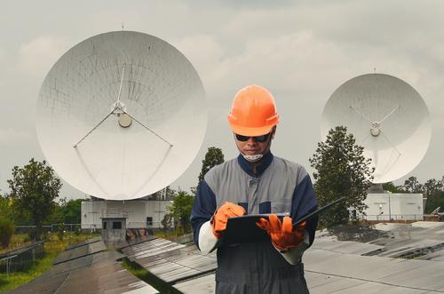 attenuator - satellites