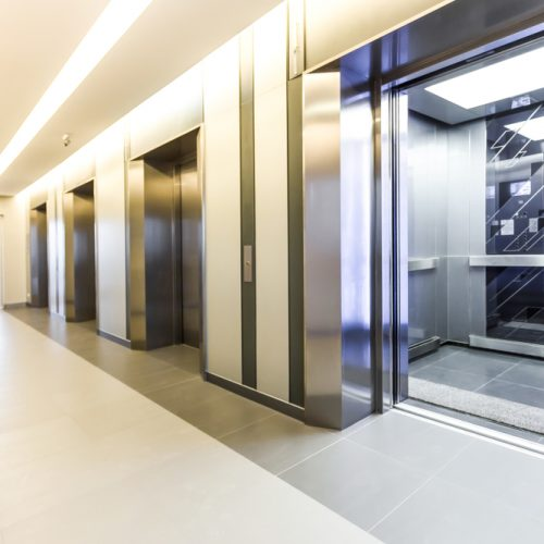UPS systems for elevators